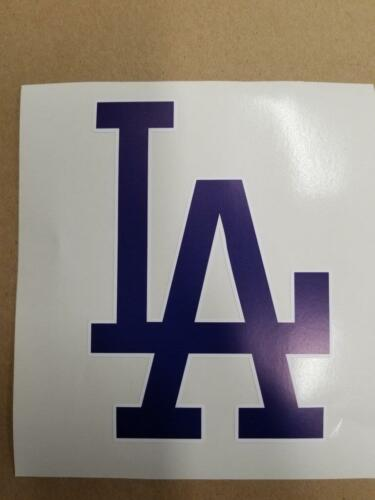 Los Angeles Dodgers cornhole board or vehicle decal(s) LD2