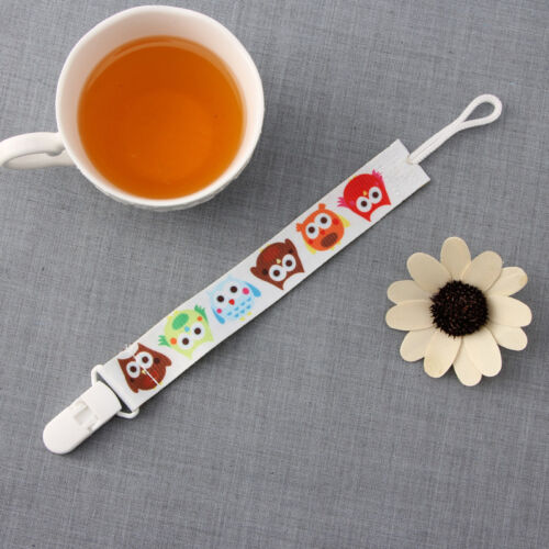 Funny Baby Pacifier Chain Clip Holder For Baby Zip Clip Pacifier Clip Art