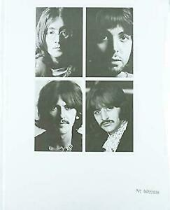 The Beatles White Album 50th Anniversary Box Set Super Deluxe Edition - 7  CD's 2018