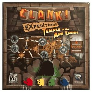 Board Games Clank! Clank! Expeditions: Temple of the Ape Lords Expansion
