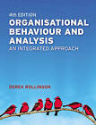 Organisational Behaviour and Analysis: An Integrated Approach by Derek Rollinson (Paperback, 2008)