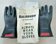Salisbury D120 Size 9 Lineman Electrical Gloves Class 0 With Gb112 Bag Pre Owned