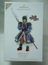 2012 Hallmark Keepsake Ornament Winkie Guard The Wizard Of Oz LQ SE