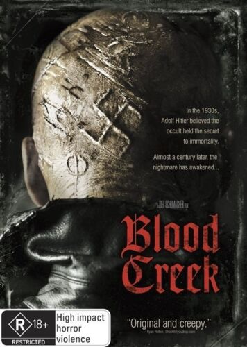 1 of 1 - Blood Creek (DVD, 2010)*R4*R Rated*Uncut version*