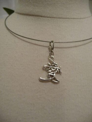"""Charm Nr 33 /""""chinesisches Symbol für Liebe/"""" SaWi Anhänger Bettelarmband Kette"""