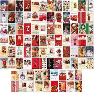 Hochwertige Weihnachtskarten.Details Zu 30 90 Weihnachtskarten Hochwertige Premium Grußkarten Weihnachten Hüllen Skws