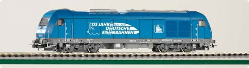 Piko 57393 pressnitztalbahn diesellok Hércules descodificador ac época vi pista h0 nuevo