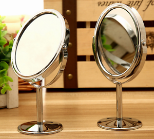 Makeup Cosmetic Mirror Amp Double Sided Normal And