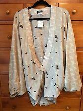 Free People Top Kimono Small Medium Large Xl $68 Retail NWT