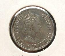 British Nigeria 1 shilling QEII 1959