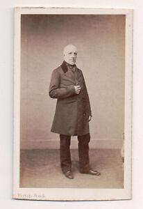 Vintage-CDV-French-Aristocratic-Gent-Politician-Franck-Photo-Paris-France-F7