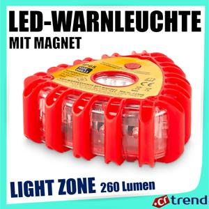 LED-Warnleuchte mit Magnet