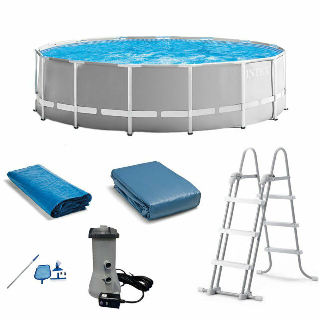 Hydro Tools 8939 ABS Wide Through Wall Above Ground Swimming Pool Skimmer Kit