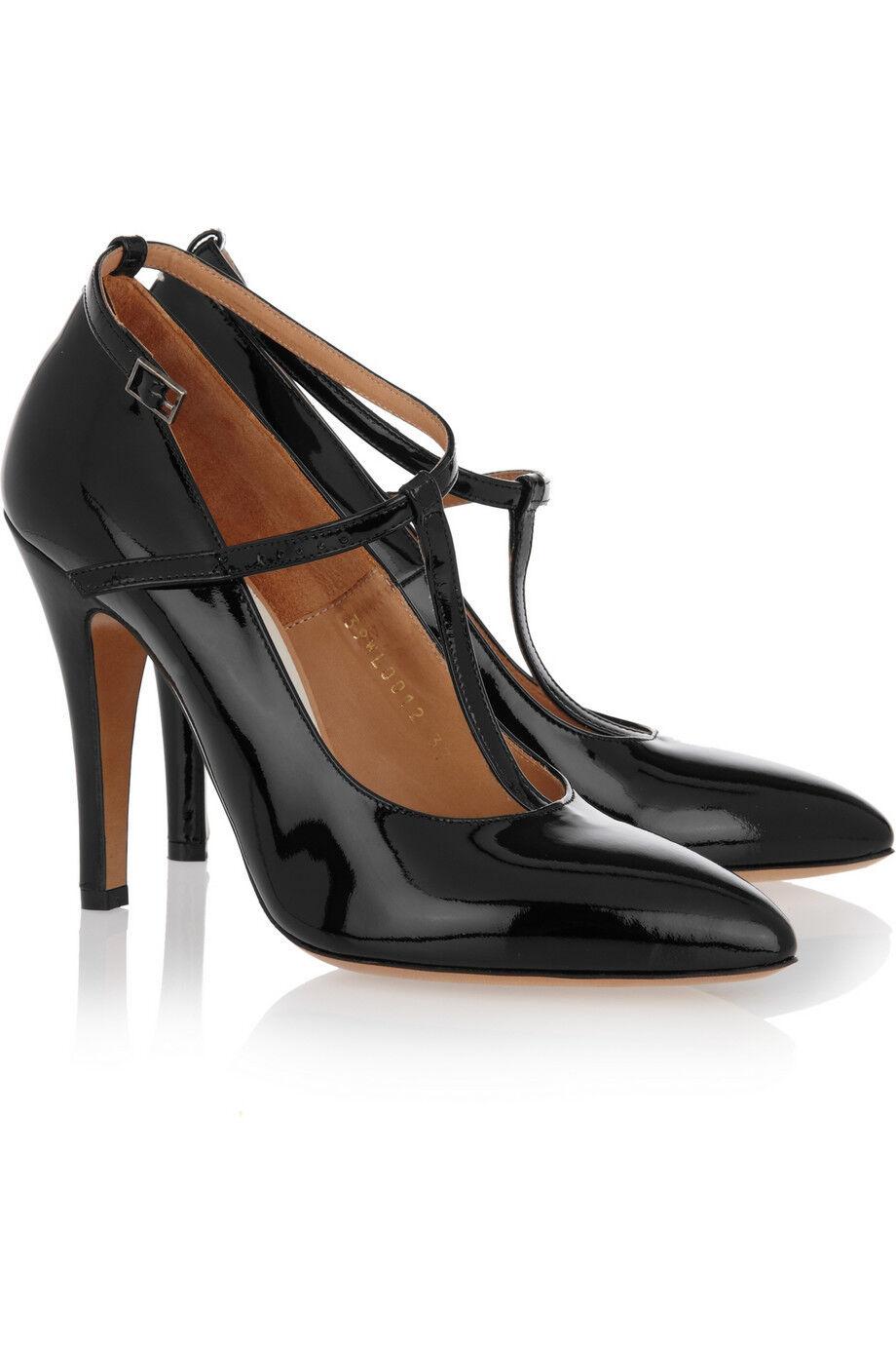 Maison Martin Margiela mary Jane patent leather pump size 37