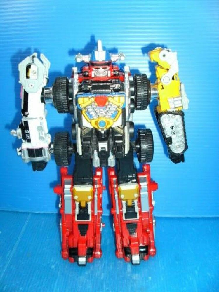 Nuovo BeAI energia Rangers Operation Overdrive  DX Daibouken Megazord JAPAN F S  i nuovi marchi outlet online