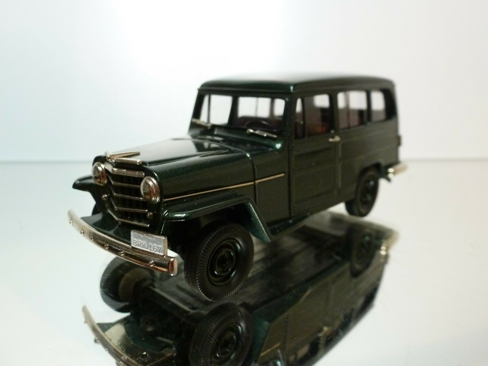 BROOKLIN MODELS 1 43 - 167  WILLYS OVERLAND STATION   - EXCELLENT CONDITION - 28