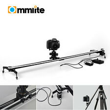 GENUINE ELECTRONIC MOTORIZED CAMERA DOLLY SLIDER - TIME LAPSE / CAMERA MOTION