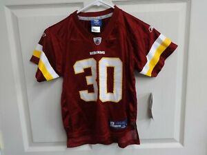 NWT NFL Washington Redskins LaRon Landry # 30 Jersey Youth Medium ...