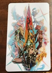 Xenoblade-Chronicles-2-Limited-Edition-Steel-book-CASE-ONLY-METAL-NO-GAME