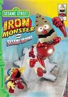 Sesame Street Iron Monster and Heroes - DVD Region 1