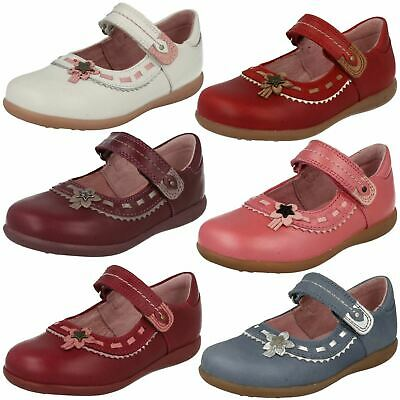 Kindermode, Schuhe & Access. Kleidung & Accessoires Girls Startrite Mary Jane Style Casual Shoes 'ella' Hohe QualitäT Und Geringer Aufwand