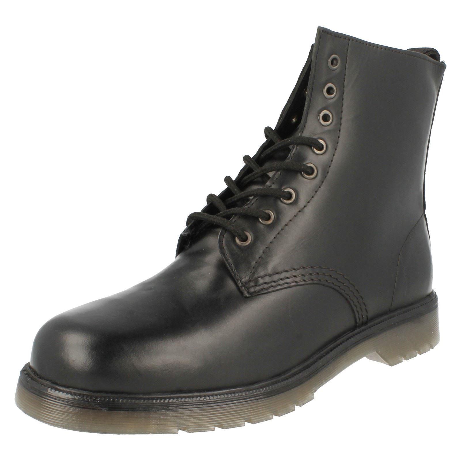Maverick 1900 Mens Leather Lace uo Boots