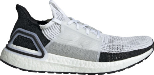 adidas Ultra Boost 19 Mens Running Shoes White The Ultimate Cushioned Trainers