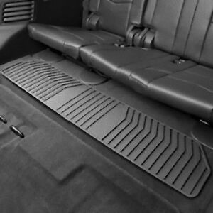 Gm 22858821 2015 Suburban Tahoe 3rd Row All Weather Rubber