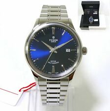 2021 Brand New Tudor Style 41mm Blue Dial 12700 Box Papers Stickers