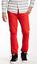 Indigo Star Owen Slim Straight Jean Red NWT $69.50