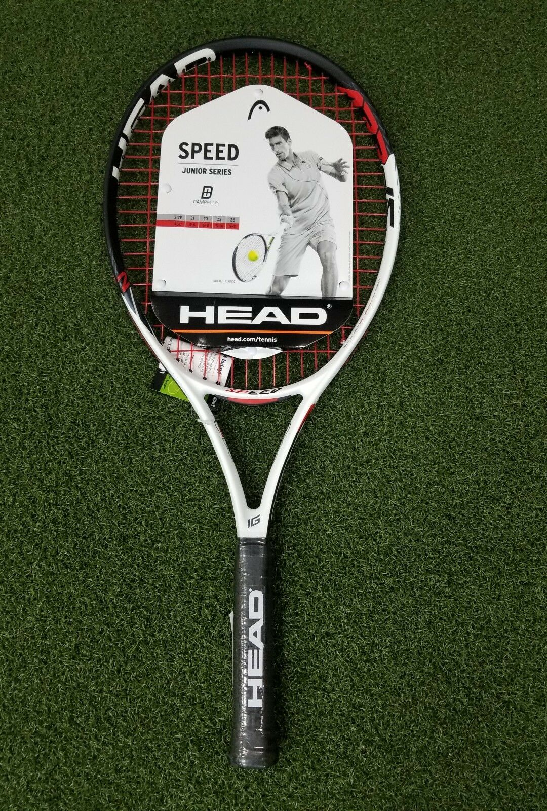 New Head Speed 25 Junior Tennis Racquet Ages 8-10