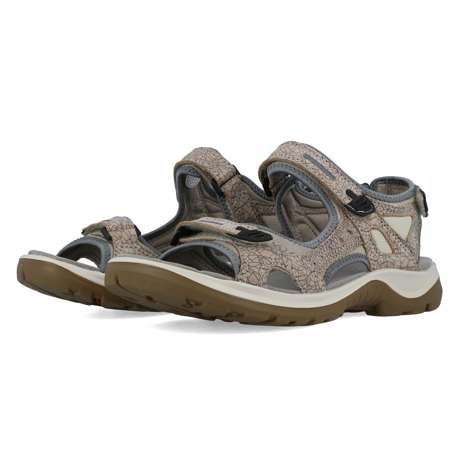 Ecco braun Breathable Draußen Sport Sandals schuhe Walking