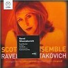 Ravel, Shostakovich (2015)