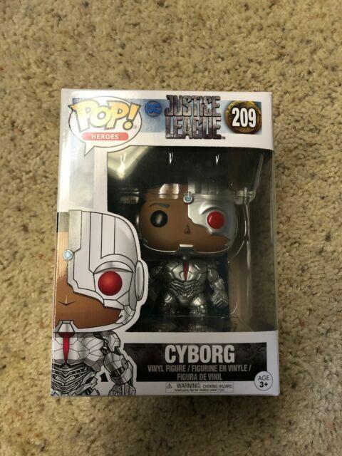 Funko DC Justice League Dorbz Cyborg Vinyl Figure NEW Toys IN STOCK Movie