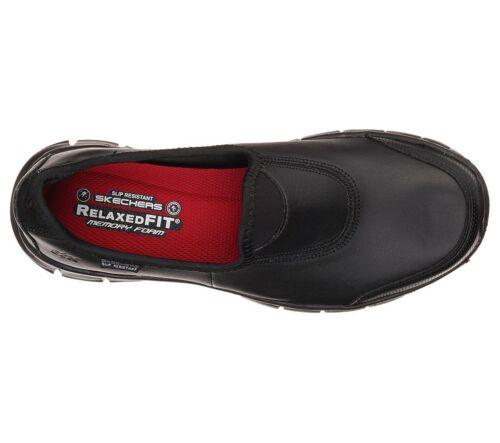 Skechers Trabajo Antideslizante Pista Sure Relajado Ajuste Zapatos Mujer rrCwqTd0