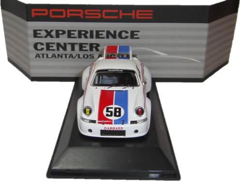 Museum Porsche 911 RSR Brumos 1973 Experience Center Atlanta Spark 1//43 L.A