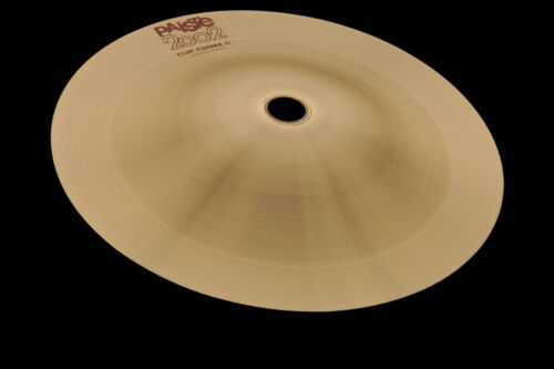"""Paiste 2002 Cup Chime 7/"""" #3 CY0001069103"""