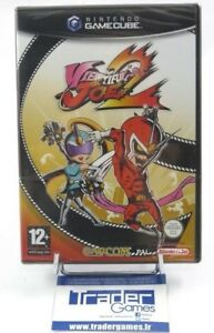 Viewtiful-Joe-2-Nintendo-GameCube-wii-PAL-FRA-Francais-NEUF-sous-blister