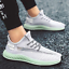 Men-039-s-Fashion-Running-Breathable-Shoes-Sports-Casual-Walking-Athletic-Sneakers thumbnail 7