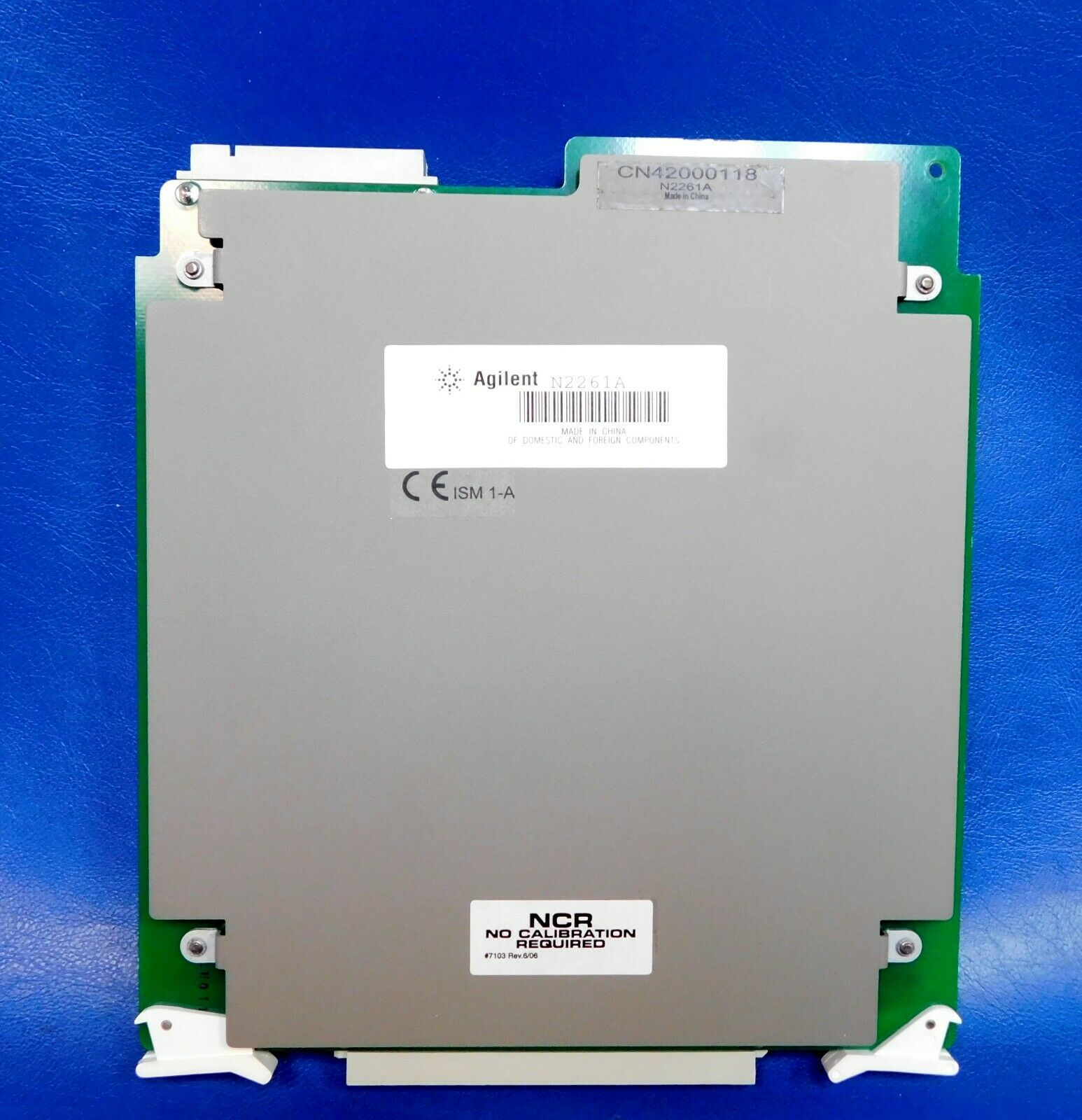 250 V HP Agilent N2267A 8-Channel 8A General Purpose Module 8 A