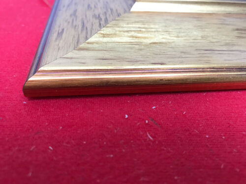 61mm GOLD PHOTOGRAPH//PICTURE FRAMES WITH PICTURE MOUNT ALL SIZES AVAILABLE