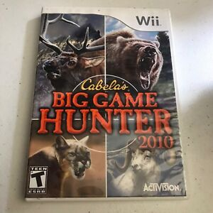 Cabela-039-s-Big-Game-Hunter-2010-Nintendo-Wii-2009