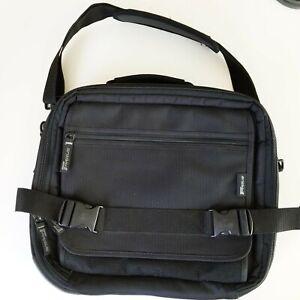 Targus Classic Slim Laptop Bag for 16-Inch Laptops Black TCT027US