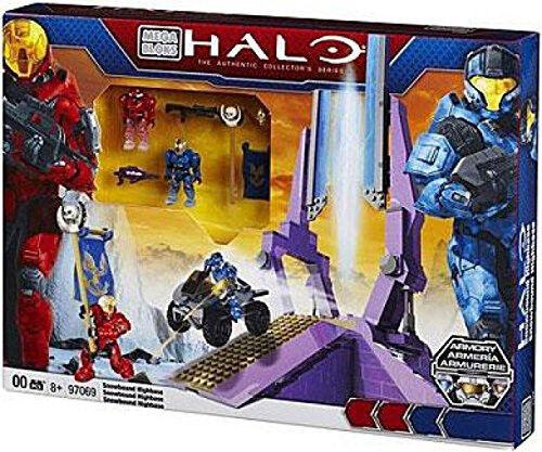 Megabloks Halo Versus Versus Versus  Snowbound Highbase 97069 578c55