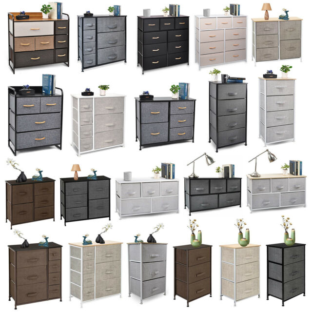 Hamilton Hmt015 Wide Chest Of Drawers, Bedroom Storage Furniture