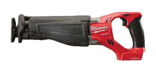 Milwaukee 2721-20 M18 Fuel SAWZALL Recip Saw w//1-Key Compatible Tool Only