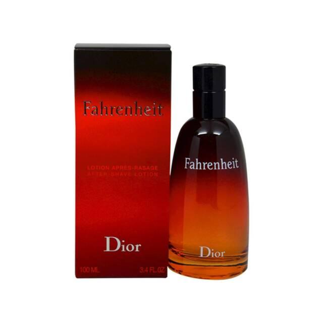 wähle echt neueste auswahl erstklassige Qualität Dior Fahrenheit 3.4oz Men After Shave Lotion