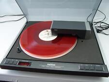 Revox B 790 Direct Drive Plattenspieler + Shure V-15 TYPE IV Tonsystem mit Nadel