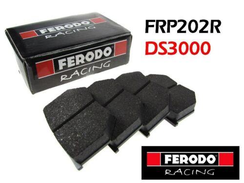 Ferodo DS3000 AP RACING CP2382//CP2383-2 Pot étrier arrière Plaquettes de frein Set