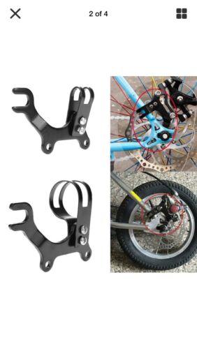 Adjustable MOTORIZED BICYCLE Brake Kit